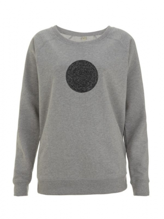 DISK WOMAN SWEATER